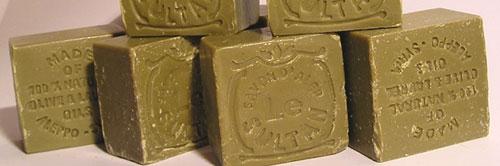 savon d'alep acne