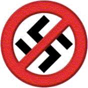 Oposição e repúdio...nazismo Não!!
