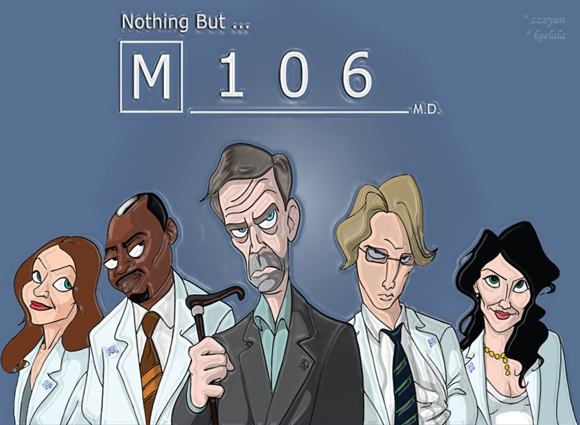 Nothing But...M106