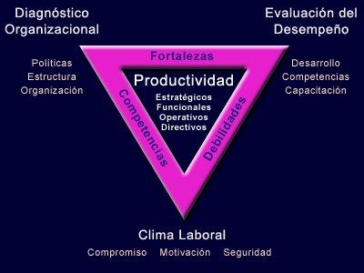 MODELO DE PRODUCTIVIDAD