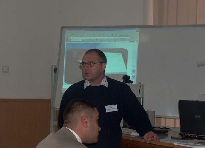 "Dorin Mircea Popovici, Universitatea ""Ovidius"" Constanta"