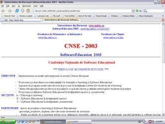 Draft pentru CNIV (initial CNSE ...)