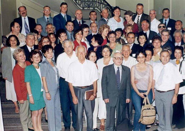 Aniversarea absolvirii facultatii - Promotia Informatica 1978