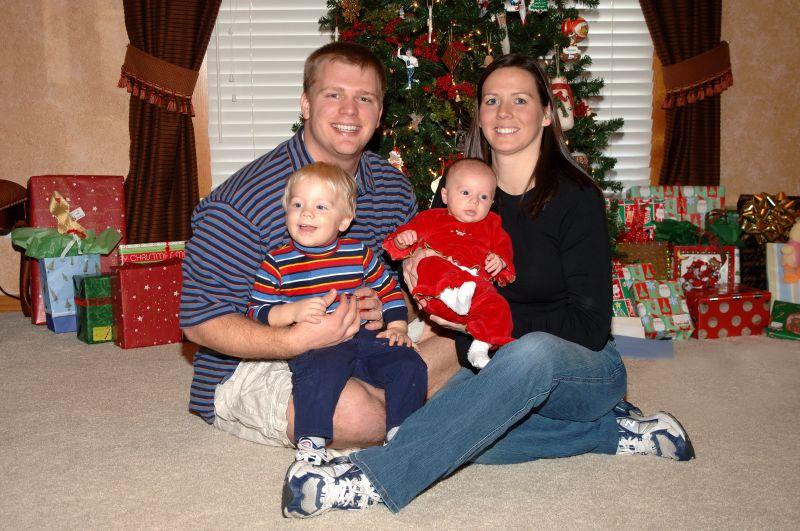 Family Pic December 2006