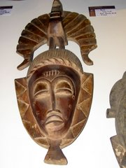 African artifacts as literature