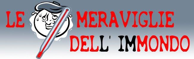 LE 7 MERAVIGLIE DELl'imMONDO