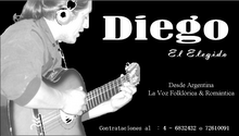 """Diego"" - El Elegido"