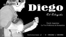 """""""Diego"""" - El Elegido"""