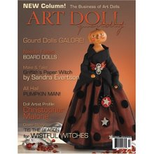 Art Doll Quarterly Cover