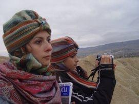 in Cappadocia, with Tornike