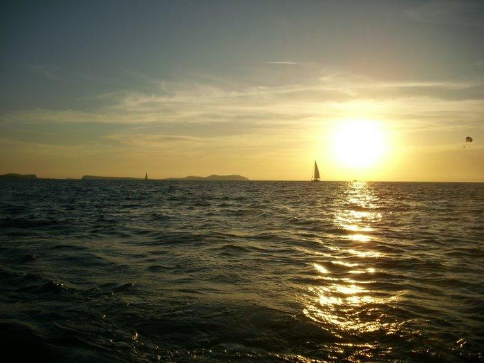 un passeig per mar