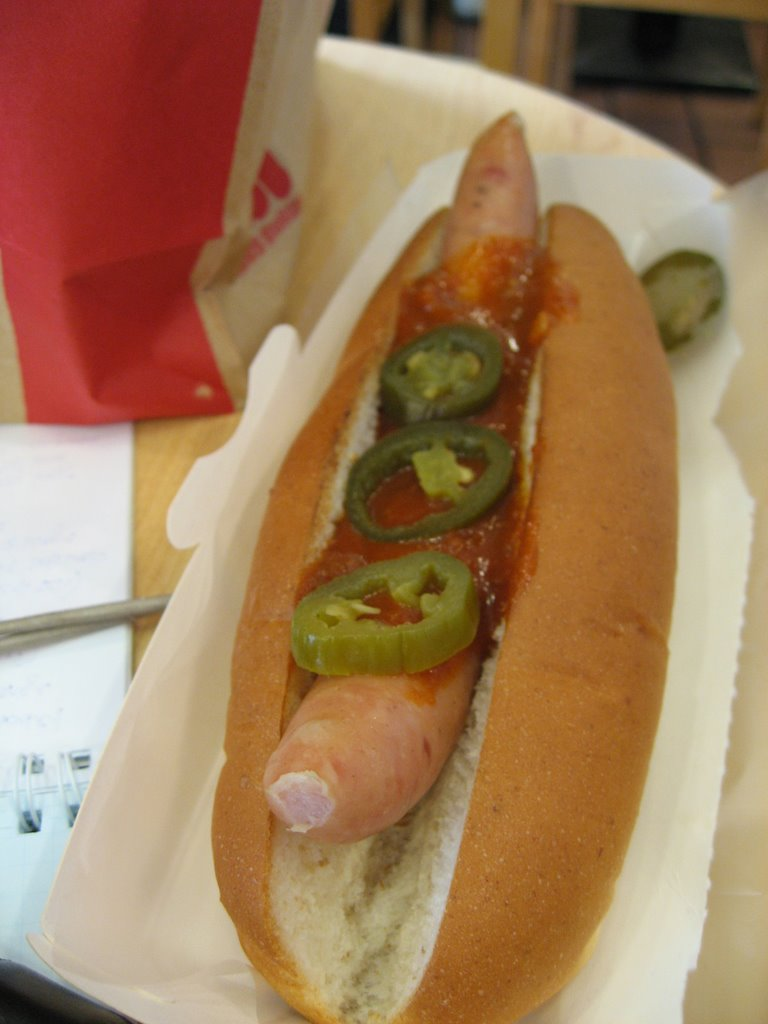 hotdogs essay