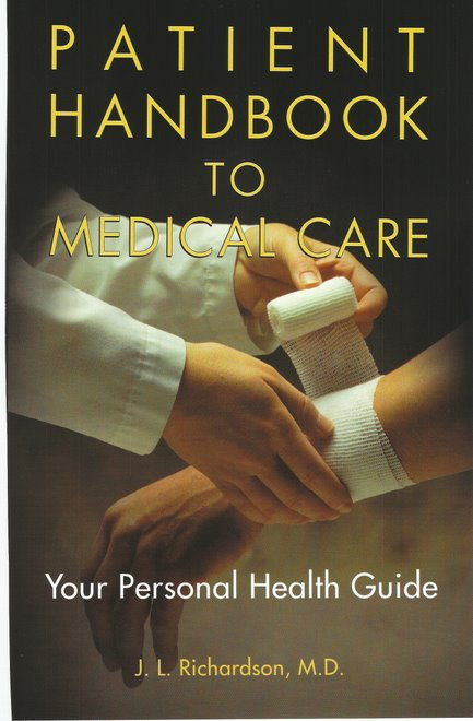 PATIENT HANDBOOK TO MEDICAL CARE
