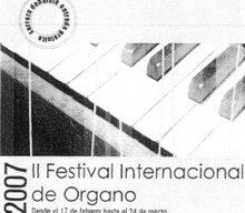 II INTERNATIONAL ORGAN FESTIVAL