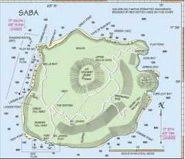 Mapa de Saba
