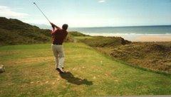 Golfing in Ireland 2002