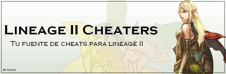 Lineage II Cheaters - Tu fuente de cheats para Lineage II