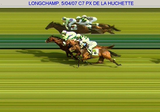 dancing major 2º en longchamp