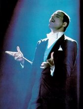 Freddie Mercury y el SIDA.