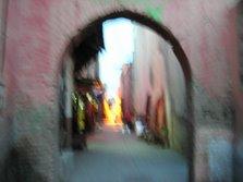 Dizzy in Marrakech