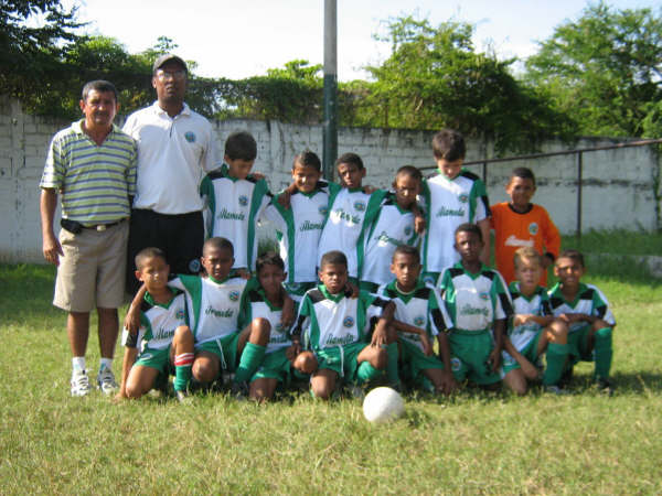 CLUB ALAMEDA LA VICTORIA