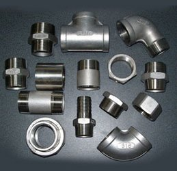 SS316 BSP Fittings