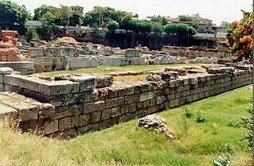Τείχος, Θεμιστοκλή, Κόνωνα -Κεραμεικός.
