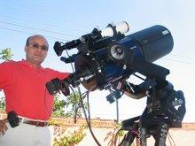 Mi telescopio y yo