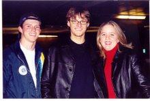 Wes, Jonathan, Kirsten