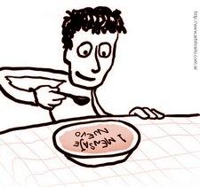 La sopa informativa
