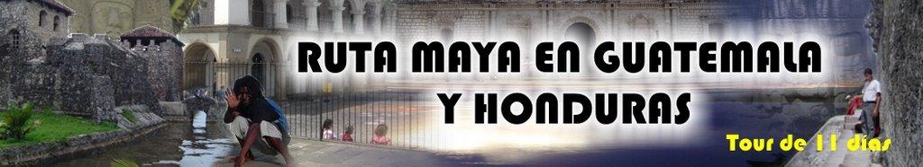 RUTA MAYA EN GUATEMALA