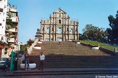 ''Cidade do Santo nome de Deus de Macau''