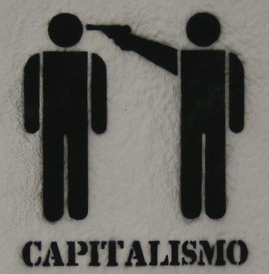 NO! AL CAPITALISMO