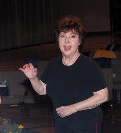 Our founder, Jeannine Saltman