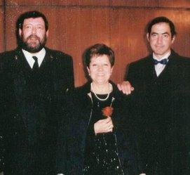 ESTRENO DEL HIMNO A SANTA CECILIA. 26 de Noviembre de 2006. S.I CATEDRAL DE BAEZA.