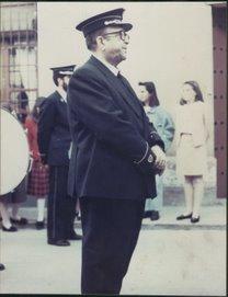D. Gerónimo Morales García. Director de la Banda de Música de Baeza (de 1960 a 1992)