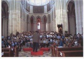 MISERERE DE ESLAVA. S.I. CATEDRAL DE NTRA. SRA. DE LA ALMUDENA. MADRID