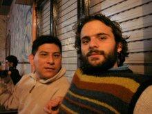 El jaguar y un noble poeta argentino JM Alfonsi