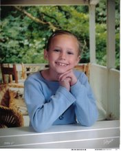 Caitlyn's Third Grade Spring Picture