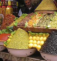 Marché, sud marocain