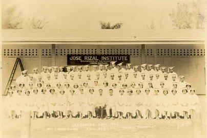 Graduating Class JRI 1963
