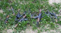 Organic AK-47s