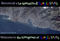 Welcome to the strangeness of Google Earth
