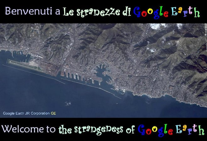 Google Earth JR Corporation GEnova