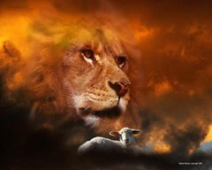 The Lion & The Lamb...