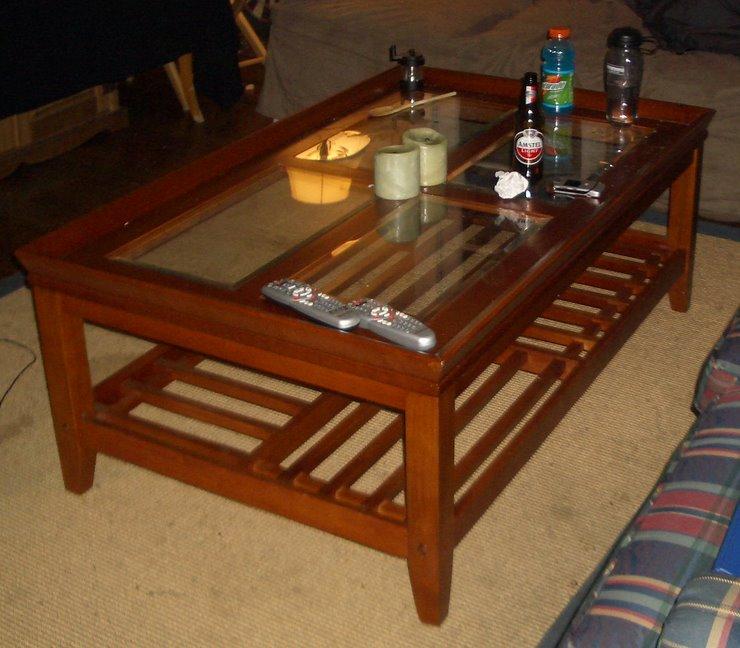 Bob's Coffee Table