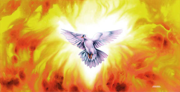 The Holy Spirit Fire