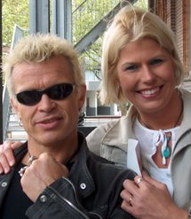 Billy Idol & me