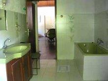 salle de bain du MAS