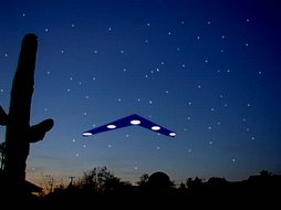 Image of UFO approaching